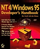 img - for Nt 4/Windows 95 Developer's Handbook book / textbook / text book