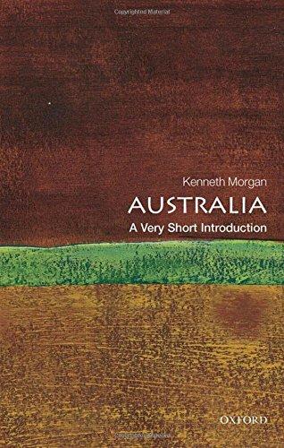 Australia (Very Short Introductions)