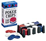 Eighty-Eight Professional Poker Chips with tray