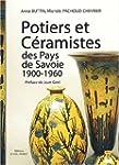 Potiers et c�ramistes des Pays de Sav...