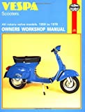 Tecnologia Y Comercio Del Automovil Best Deals - Vespa Scooters Owners Workshop Manual: All Rotary Valve Models 1959 to 1978: No. 126 (Motorcycle Manuals)