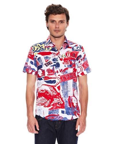Desigual Camicia Ghiaccio Rep