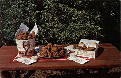 Kentucky Fried Chicken in Bloomington, Indiana