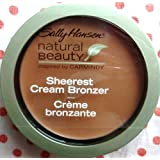 Sally Hansen Natural Beauty Sheerest Cream Bronzer - #1020-05 Havana Glow Medium