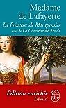 La Princesse de Montpensier : Suivi de La Comtesse de Tende (Classiques t. 19314) par La Fayette