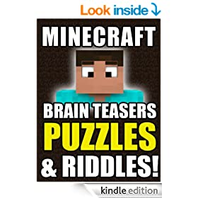 Minecraft Brain Teasers, Puzzles & Riddles!