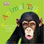 Giant Flaps Animal Talk Board Book