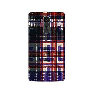 Garmor Designer Silicone Back Cover For LG G4 Stylus