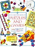 Book of Games and Puzzles (Usborne Activity Books) (0746020600) by Smith, Alastair