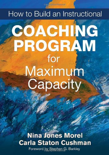 How to Build an Instructional Coaching Program for Maximum Capacity