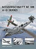 img - for Messerschmitt Bf 109 A-D series (Air Vanguard) book / textbook / text book