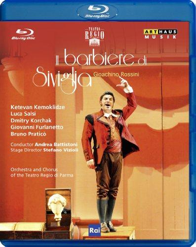 ロッシーニ:歌劇「セビーリャの理髪師」全曲《日本語字幕》[Blu-ray]