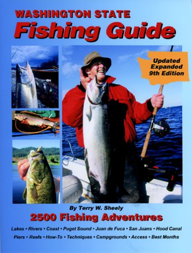 Washington State Fishing Guide 9th Edition