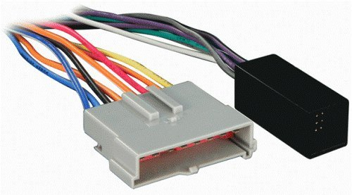 Metra 70-5511 Radio Wiring Harness FD Amp Integration System