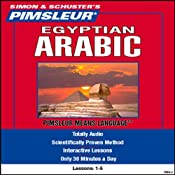 Arabic (Egyptian): Lessons 1 to 5: Learn to Speak and Understand Arabic | [Pimsleur]