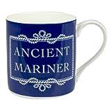 Nauticalia Ancient Mug - Blue