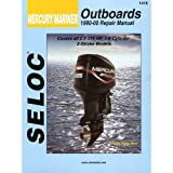 Brand New Seloc Service Manual - Mercury/Mariner - 2 Stroke - 1990-00