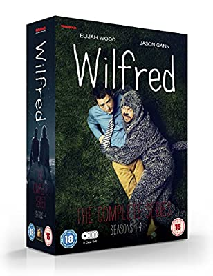 Wilfred - Complete: Seasons 1-4 (8 disc box set) [DVD]