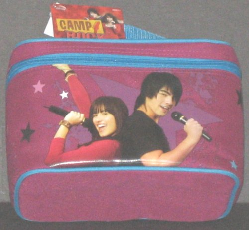 Camp Rock Train Case