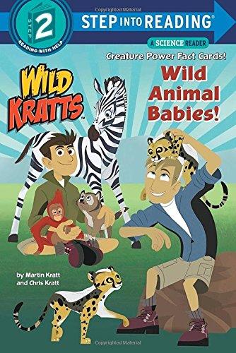 Wild Animal Babies! (Step into Reading)