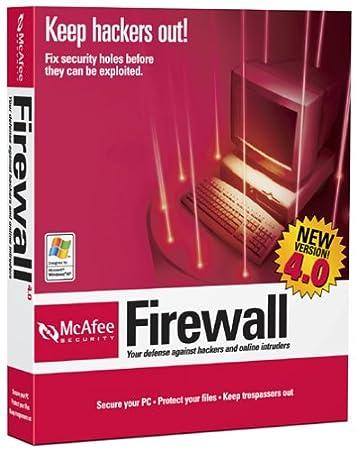 McAfee Firewall 4.0
