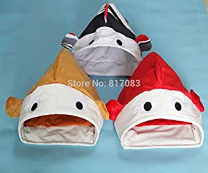 Amazon.com : Free shipping pet cats love fish cat sleeping bag with ...
