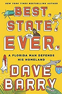 Book Cover: Best. State. Ever.: A Florida Man Defends His Homeland