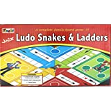 Junior Ludo Snakes & Ladders