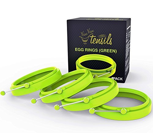 silicone-egg-ring-set-of-4-premium-green-egg-rings-by-yumyum-utensils-save-time-and-create-professio