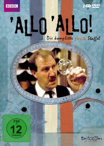 Allo Allo (DVD) Staffel 2 2DVD's Min: 187DD2.0VB