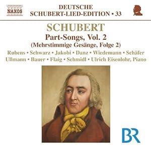 V 33: Schubert Lieder Edition