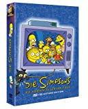 DVD Cover 'Die Simpsons - Die komplette Season 4 (Collector's Edition, 4 DVDs)
