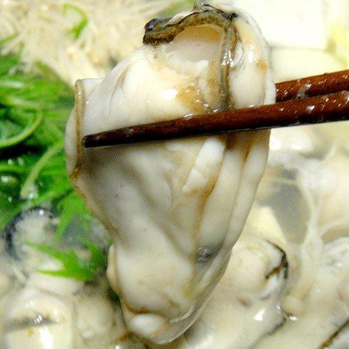 【広島産天然】特大 牡蠣 1kg