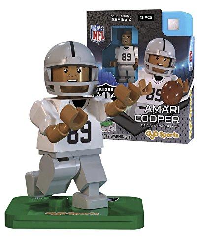 Amari Cooper NFL OYO Oakland Raiders Generation 3 Series 2 G3 Mini Figure