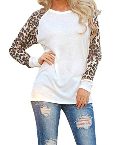 ZANZEA-Womens-Sexy-Leopard-Long-Sleeve-Chiffon-Loose-Blouse-Casual-Top-Pullover