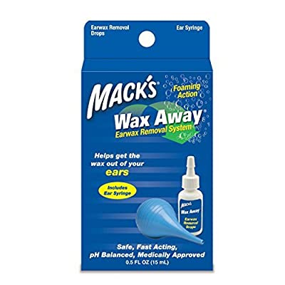 Mack's Wax Away Earwax Removal Aid by Mack's