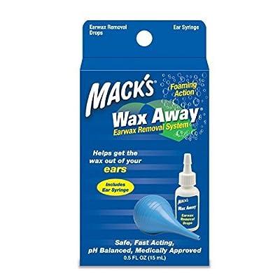 Mack's Wax Away Earwax Removal Aid by Mack's