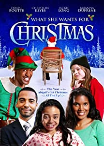 What She Wants For Christmas from Entertainment One