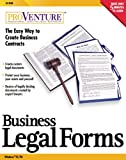 ProVenture Business Legal Forms