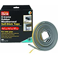 Do it Best X-Treme Rubber Weatherseal Tape-9/16X5/16