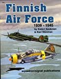 img - for Finnish Air Force 1939-45 - Aircraft Specials series (6073) book / textbook / text book
