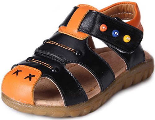 ppxid-boys-girls-closed-toe-outdoor-casual-sandal-black-12-us-size