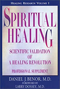 "Cover of ""Spiritual Healing: Professional..."