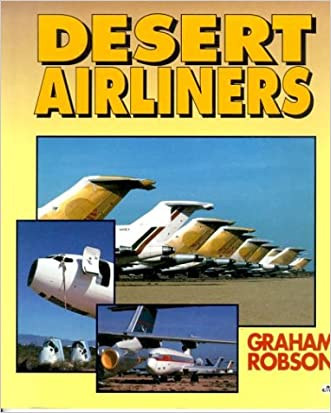 Desert Airliners written by Graham Robson