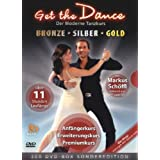 "Get the Dance - 3er-Box *Bronze, Silber, Gold* [3 DVDs]von ""Markus Sch�ffl"""