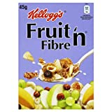 Kelloggs Fruit and Fibre Portion Pack 40 x 45gm