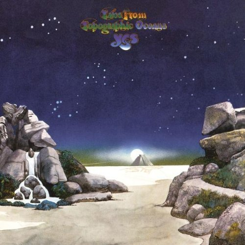 Tales From Topographic Oceans by YES (2013-05-03)