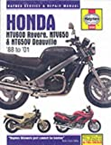 Matthew Coombs Honda NTV600 Revere, NTV650 and NT650 Deauville Service and Repair Manual (Haynes Service and Repair Manuals)