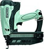 Hitachi NT65GS Cordless Gas Finish Nailer for straight nails