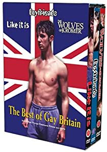 The Best of Gay Britain (Boyfriends / Like It Is / The Wolves of Kromer)